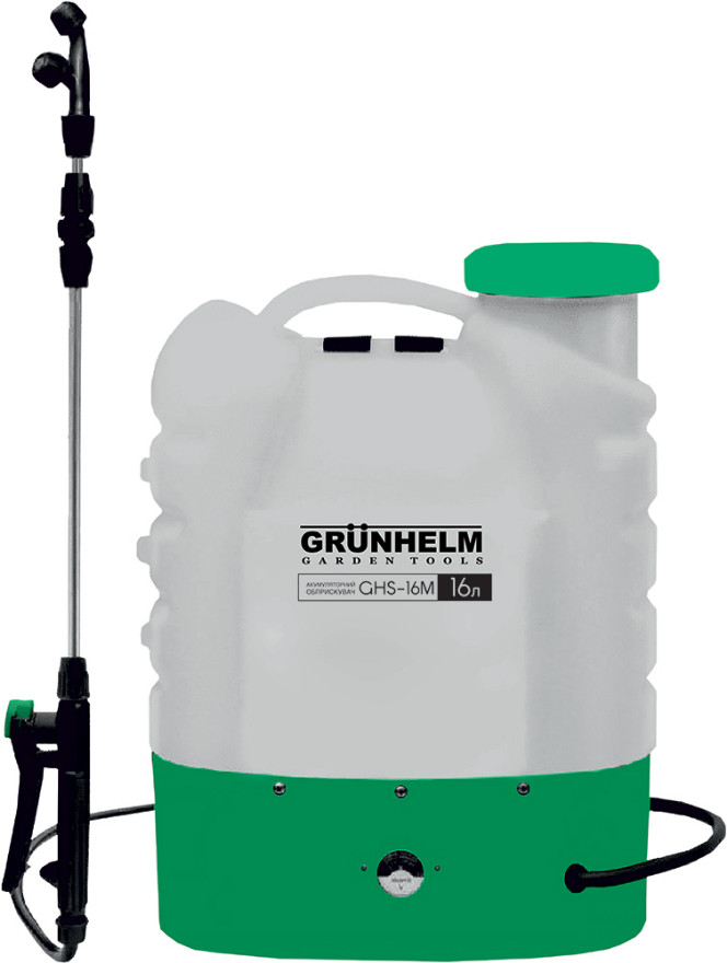 Опрыскиватель аккумуляторный GRUNHELM GHS-16М - PRORAB image-1