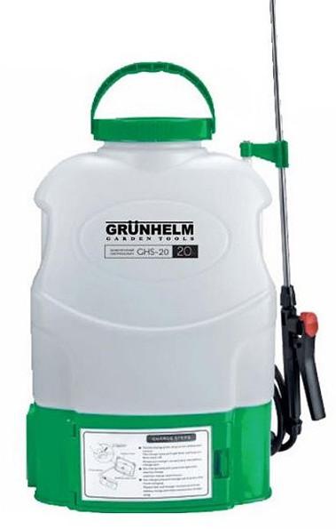 Опрыскиватель аккумуляторный GRUNHELM GHS-20 - PRORAB