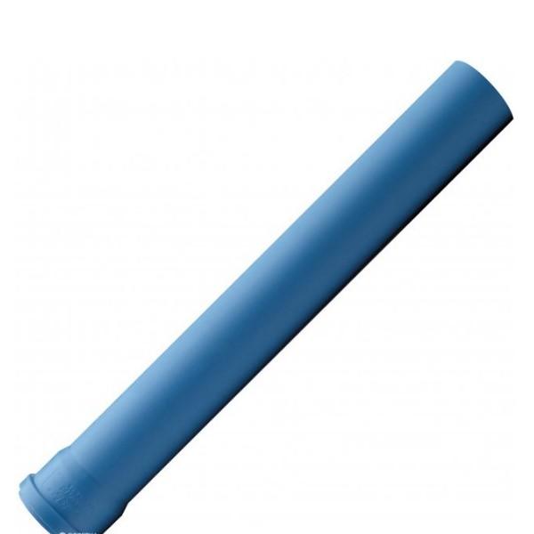 Труба канализационная ПП 50/2м синяя - PRORAB image-4