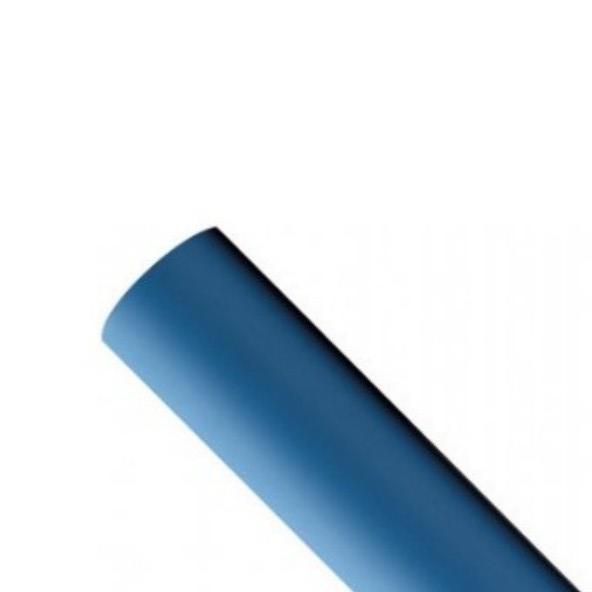 Труба канализационная ПП 110/2м синяя внутренняя - PRORAB image-1