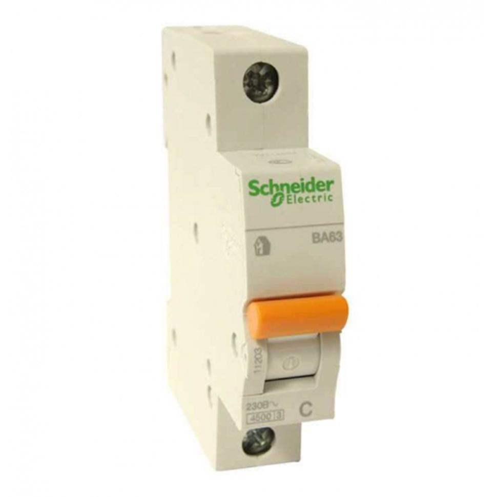 Автоматический выключатель SCHNEIDER 1р 16А - PRORAB image-1