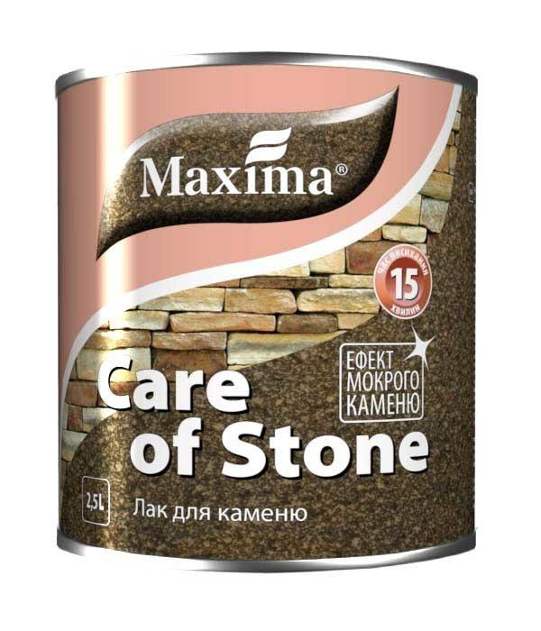 Лак для камня MAXIMA 0,75 полуматовый - PRORAB image-1