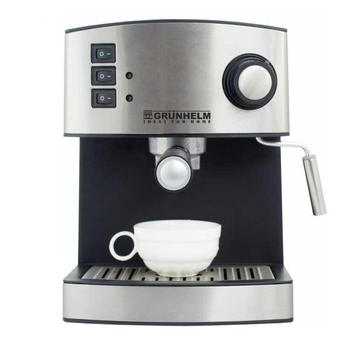 Кофеварка эспрессо GRUNHELM GEC15 - PRORAB