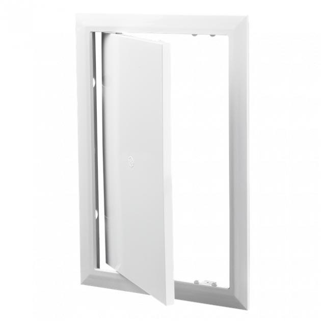 Дверцы ревизионные DOMOVENT пластик 150 * 150мм - PRORAB