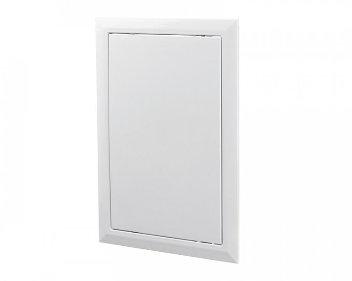Дверцы ревизионные DOMOVENT пластик 150 * 150мм - PRORAB image-1