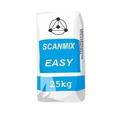 Клей для плитки SCANMIX EASY 102 25кг - PRORAB image-1