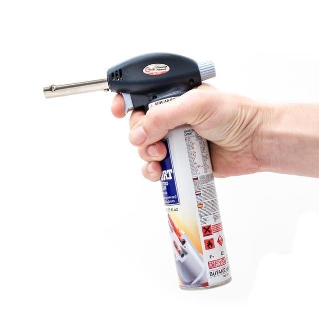 Газовая горелка INTERTOOL с пьезоподжигом GB-0020 - PRORAB image-2