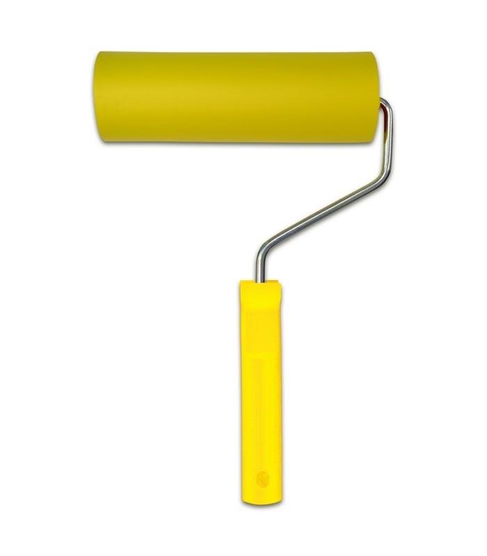 Валик FAVORIT резиновый для обоев 60 * 150мм 03-776 - PRORAB image-2