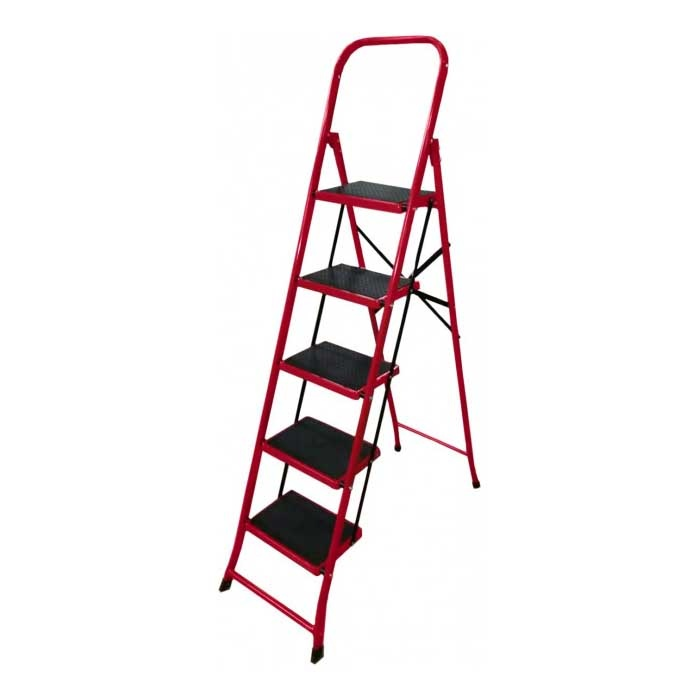 Лестница металлическая FORTE 5 ступеней - PRORAB image-2