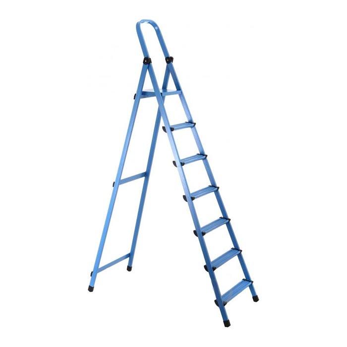 Лестница-стремянка WORK'S 7 ступенек - PRORAB