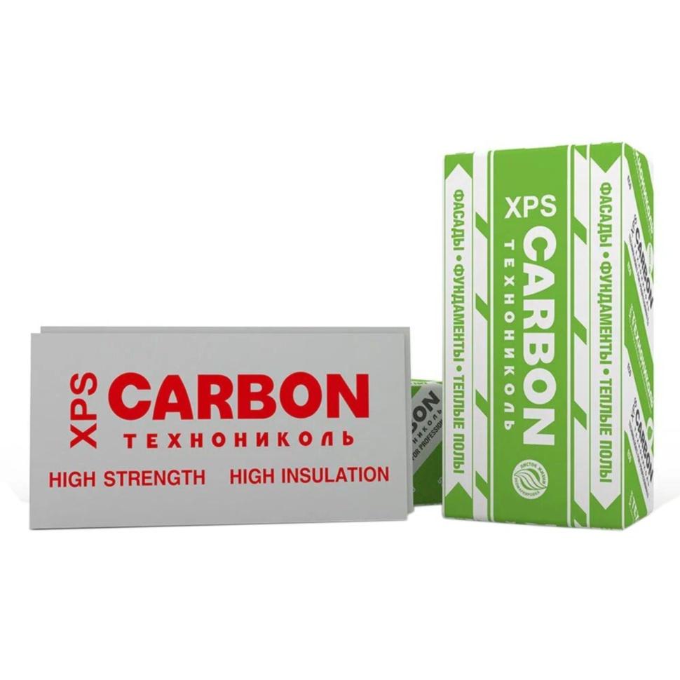 Пенополистирол ТЕХНОПЛЕКС Карбон 1180 * 580 * 50мм - PRORAB image-1
