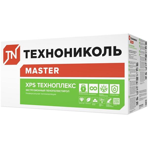 Пенополистирол ТЕХНОПЛЕКС 1100 * 550 * 50мм - PRORAB image-2