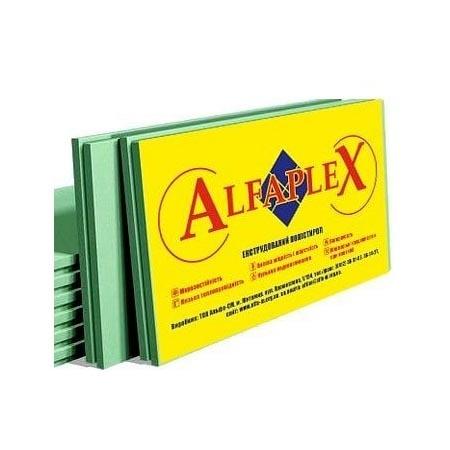 Пенополистирол ALFAPLEX 1200 * 550 * 30мм - PRORAB image-3