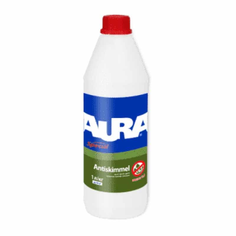 Грунтовка от плесени AURA Antiskimmel без запаха 1л - PRORAB