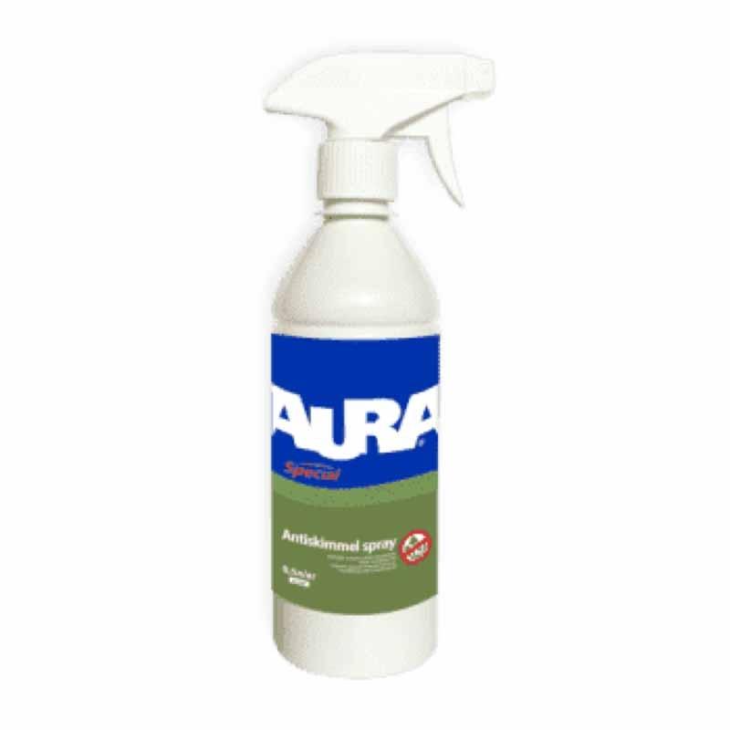 Грунтовка от плесени AURA Antiskimmel Spray 0,5л - PRORAB