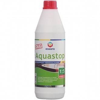 Грунтовка от плесени ESKARO Aquastop Bio 1л концентрат - PRORAB image-1