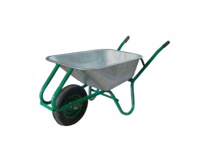 Тачка садово-строительная 170л Forte (WB9618) - PRORAB