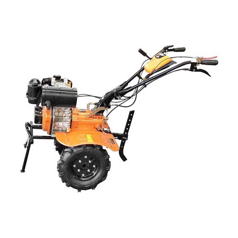Культиватор дизельный FORTE 1050S оранжевый - PRORAB image-1