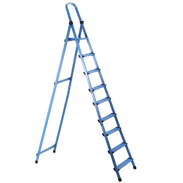 Лестница-стремянка WORK'S 9 ступеней - PRORAB image-4