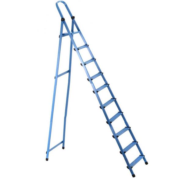 Лестница-стремянка WORK'S 10 ступенек - PRORAB image-1