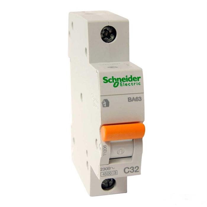 Автоматический выключатель SCHNEIDER 1р 40А - PRORAB image-3
