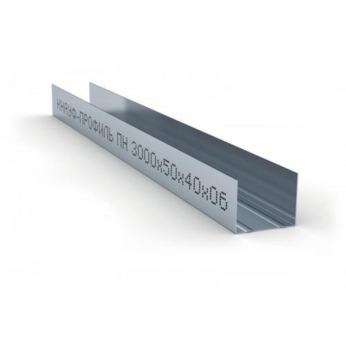 Профиль UW-75 3м 0,55мм усиленный - PRORAB image-2