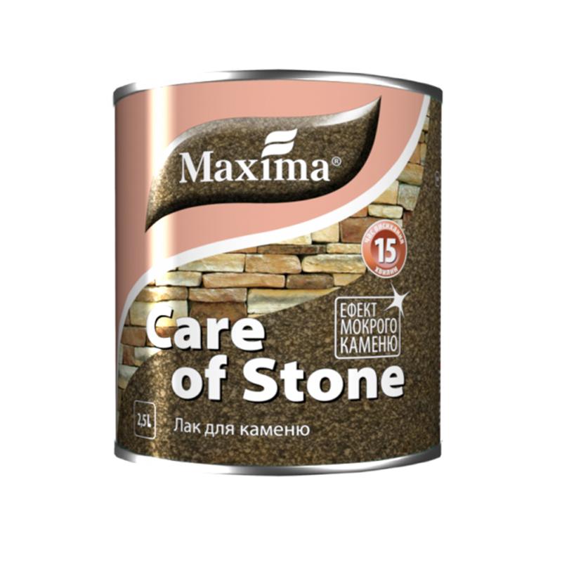 Лак для камня MAXIMA 0,75 матовый - PRORAB