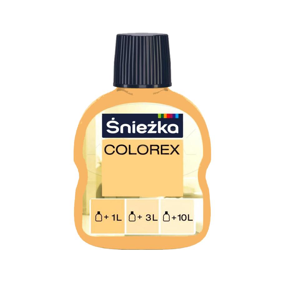 Краситель SNIEZKA Colorex 100мл 20 персиковый - PRORAB