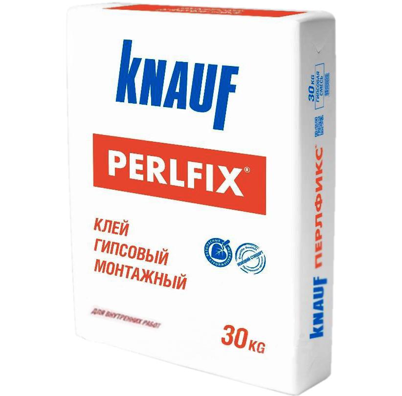 Клей для гипсокартона KNAUF Perlfix 30 кг - PRORAB