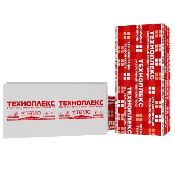 Пенополистирол ТЕХНОПЛЕКС 1100 * 550 * 30мм - PRORAB