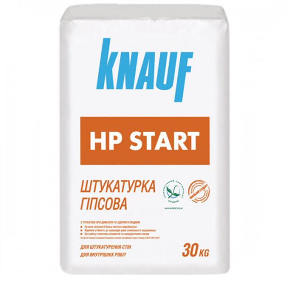Штукатурка KNAUF HP Start 30 кг - PRORAB image-2