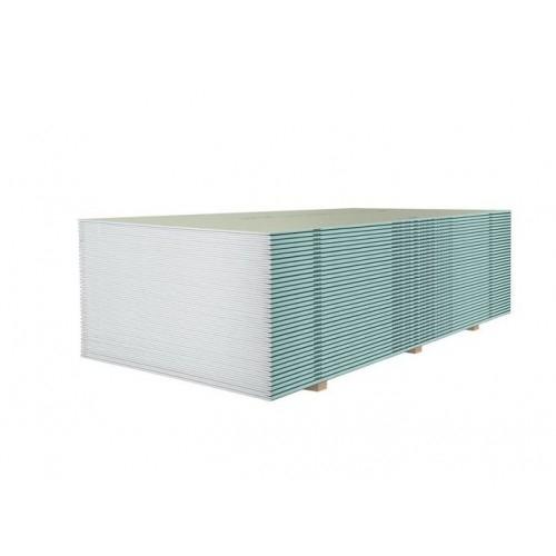 Гипсокартон KNAUF 2500 * 1200 * 12,5мм стеновой влагостойкий - PRORAB image-2