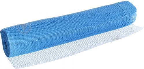 Сетка фасадная WORK'S 145г / м2 синяя - PRORAB