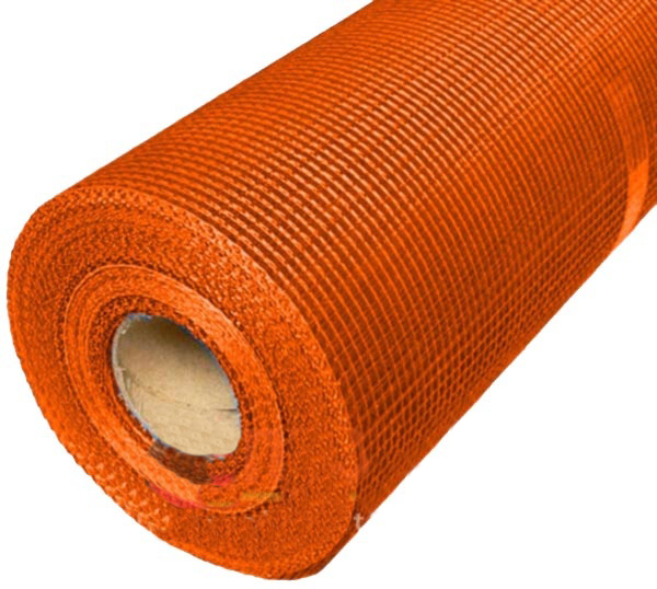 Сетка фасадная WORK'S оранжевая - PRORAB image-1
