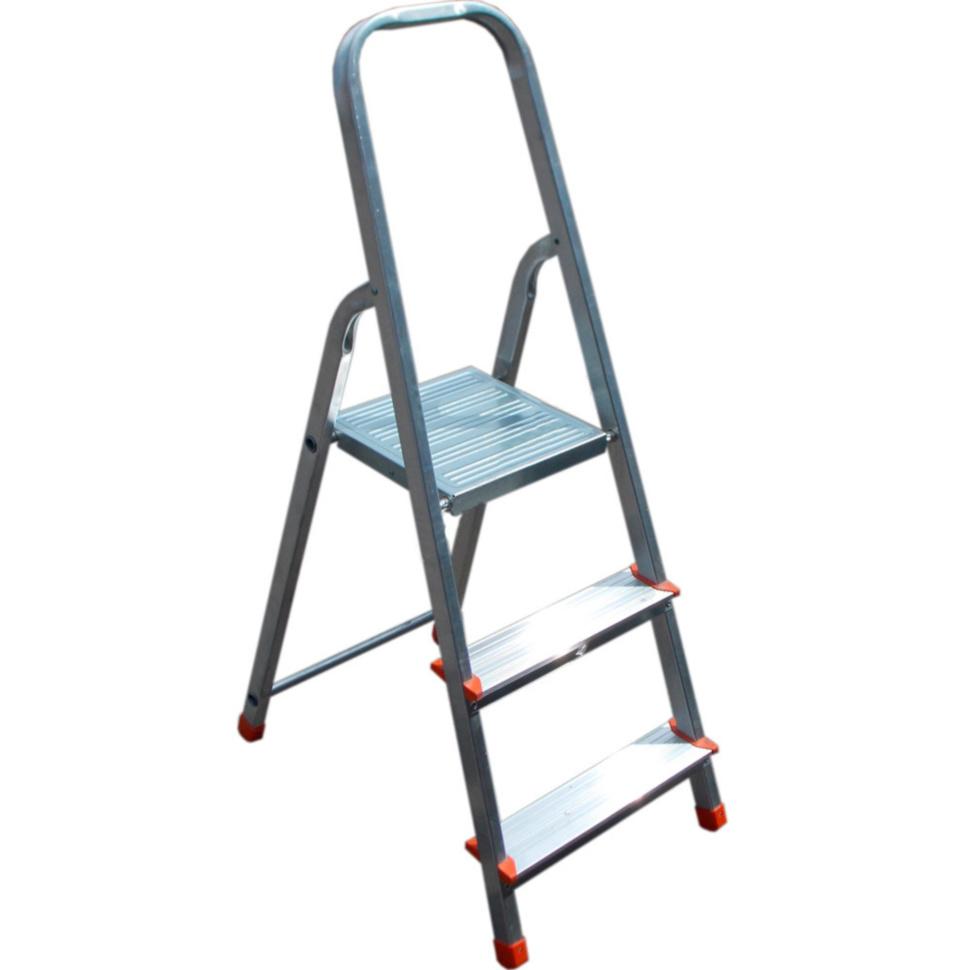 Лестница алюминиевая ITOSS 3 ступени - PRORAB image-4