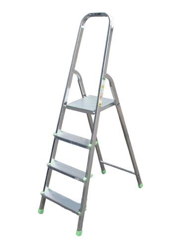 Лестница алюминиевая ITOSS 4 ступени - PRORAB