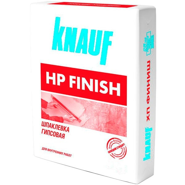 Шпаклевка KNAUF HP Finish 10 кг - PRORAB