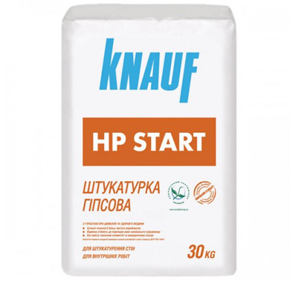 Штукатурка KNAUF HP Start 30 кг - PRORAB image-1