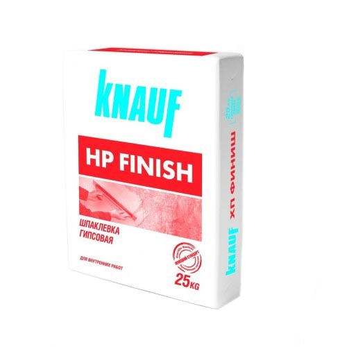 Шпаклевка KNAUF HP Finish 25 кг сатенгипс - PRORAB image-2
