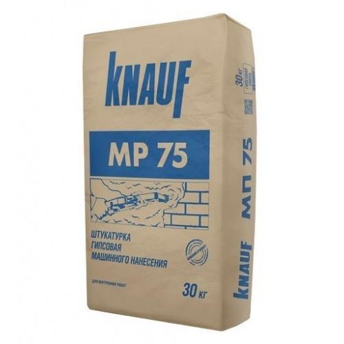 Штукатурка машинная KNAUF MP 75 30кг - PRORAB image-1