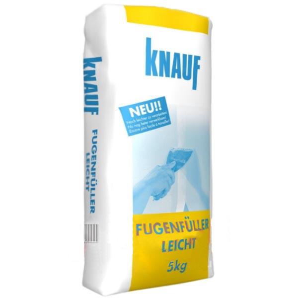 Шпаклевка KNAUF Fugenfuller 5кг - PRORAB image-1