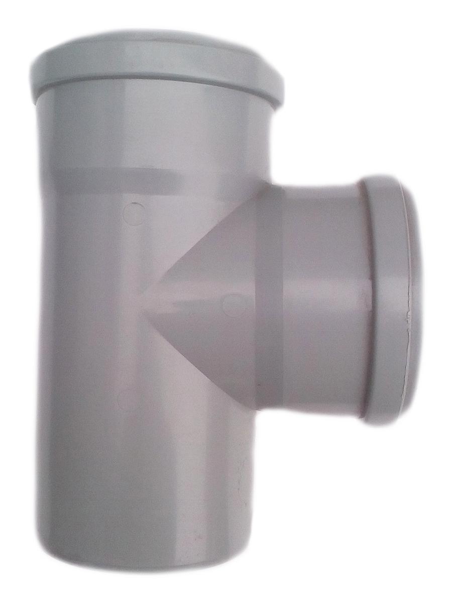 Тройник канализационный ROZMA 110 * 110 90 ° - PRORAB image-4