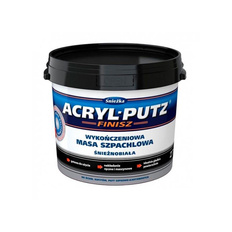 Шпаклевка SNIEZKA Acryl-Putz FS20 финиш 0,5 кг - PRORAB image-1
