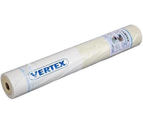 Сетка фасадная VERTEX стекловолокно белая 50 * 1,1м - PRORAB image-3