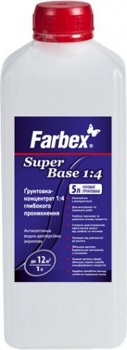 Антисептик для минеральных поверхностей FARBEX 1л - PRORAB image-4