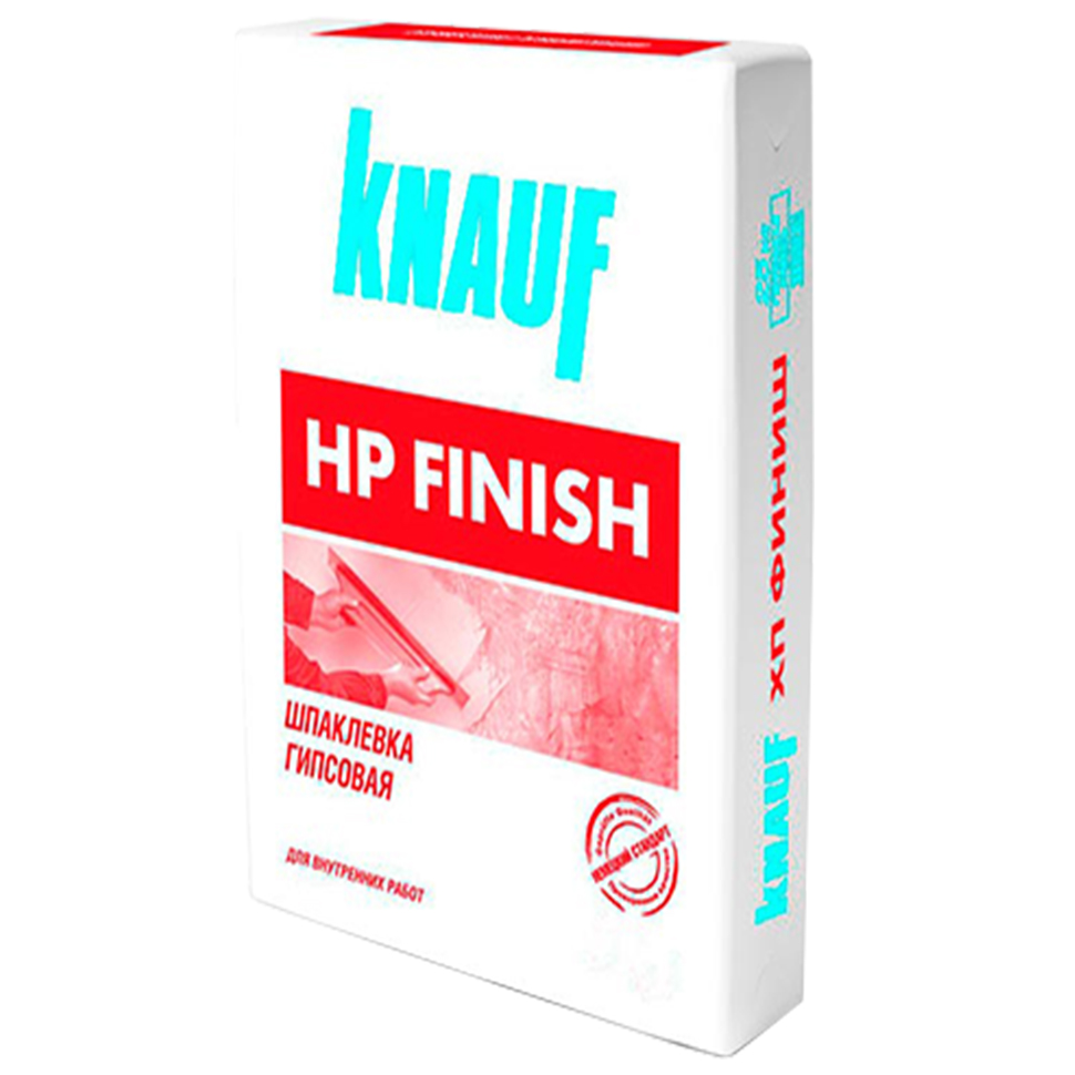Шпаклевка KNAUF HP Finish 10 кг - PRORAB image-1