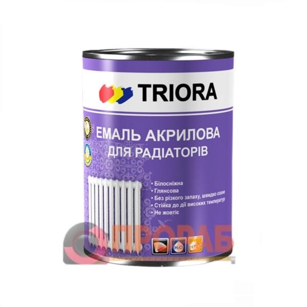 Эмаль акриловая TRIORA для радиаторов 0,4л - PRORAB image-1