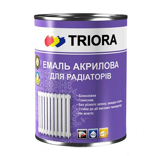 Эмаль акриловая TRIORA для радиаторов 0,75 - PRORAB image-1