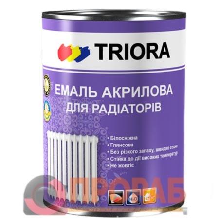 Эмаль акриловая TRIORA для радиаторов 2л - PRORAB image-1