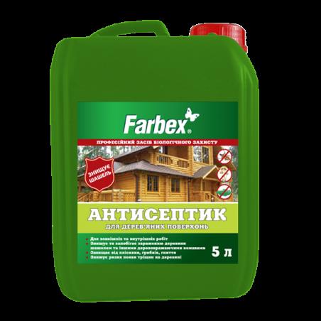 Антисептик FARBEX для дерева 10л - PRORAB image-1